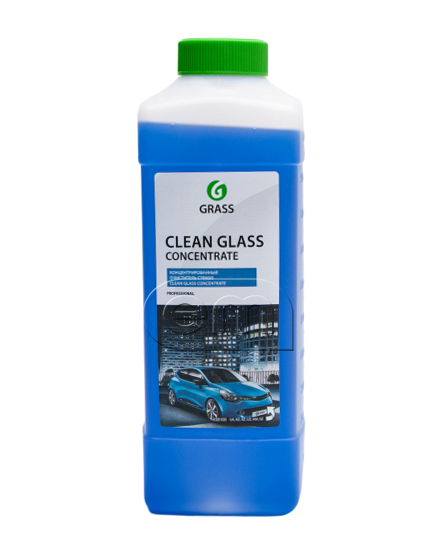 "Ср-во для чистки окон ""GraSS Clean Glass Concentrate"" 1л (12/600)"